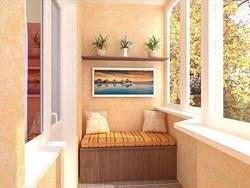 Внутренняя отделка балконов и лоджий в Стерлитамаке
