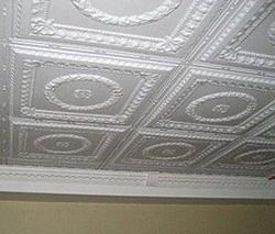 Потолочная плитка г.Стерлитамак, плитка на потолок