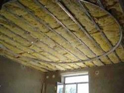 Утепление потолка в Стерлитамаке. Утеплить потолок г.Стерлитамак